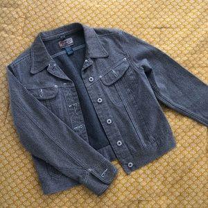 Vintage Express Denim Jacket Size M